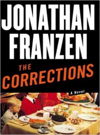 Book cover: The Corrections by Jonathan Franzen