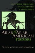 Book cover: Arab & Arab American Feminisms