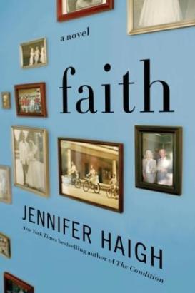 Book cover: Faith by Jennifer Haigh