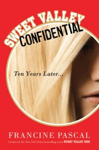 Book cover: Sweet Valley Confidential by Francine Pascal