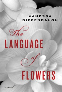 Book cover: The Language of Flowers by Vanessa Diffenbaugh