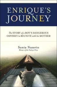 Book cover: Enrique's Journey by Sonia Nazario