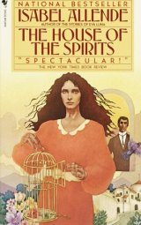 Book cover: The House of Spirits by Isabel Allende