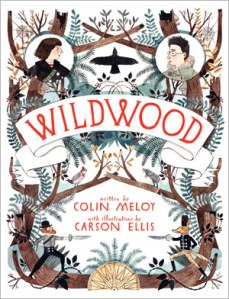 Bookcover photo: Wildwood by Colin Meloy