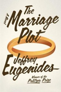 Book cover: The Marriage Plot by Jeffrey Eugenides