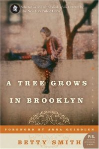 Book cover: A Tree Grows in Brooklyn by Betty Smith