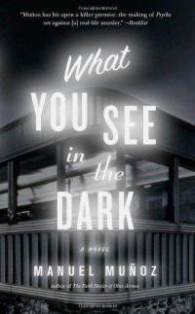 Book cover: What You See in the Dark by Manuel Munoz