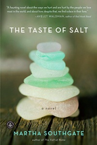 Book cover: The Taste of Salt by Martha Southgate