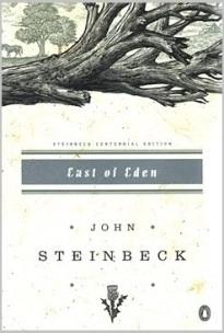 East of Eden by John Steinbeck