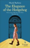 Book cover: The Elegance of the Hedgehog by Muriel Barbery