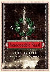 Book cover: Immoveable Feast by John Baxter