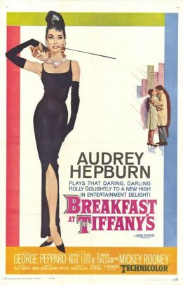 Image: Breakfast at Tiffany's movie poster