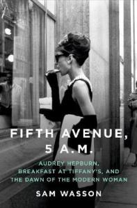 Book cover: Fifth Avenue 5 A.M. by Sam Wasson