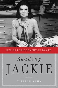 Book cover: Reading Jackie by William Kuhn