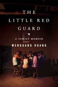 Book cover: The Little Red Guard by Wenguang Huang