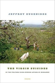 Book cover: The Virgin Suicides by Jeffrey Eugenides