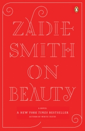 Book cover: On Beauty by Zadie Smith