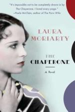 Book cover: The Chaperone by Laura Moriarty