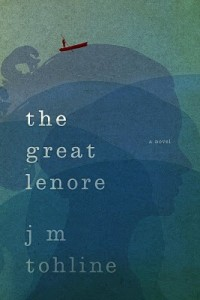 Book cover: The Great Lenore by J.M. Tohline