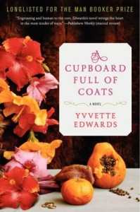 Book cover: A Cupboard Full of Coats by Yvvette Edwards