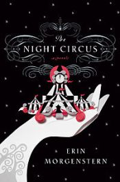 Book cover: The Night Circus by Erin Morgenstern