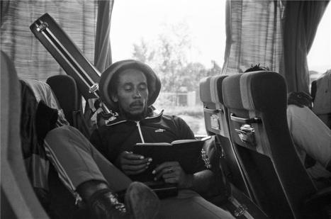 bob marley reading