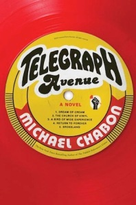 Book cover: Telegraph Avenue by Michael Chabon