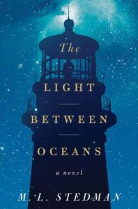 Book cover: The Light Between Oceans by M. L. Stedman