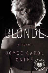 Book cover: Blonde by Joyce Carol Oates