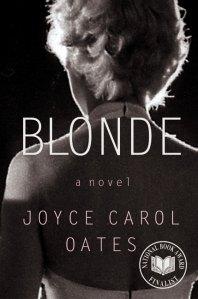 Book cover: Blonde by Joyce Carol Oates