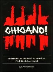 Book cover: Chicano! by Francisco A. Rosales