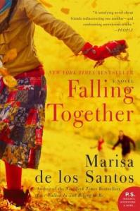 Book cover: Falling Together by Marisa de los Santos