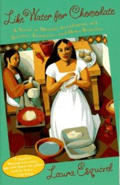 Book cover: Like Water for Chocolate by Laura Esquivel