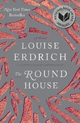 Book cover: The Round House by Louise Erdrich