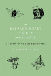 Book cover: An Extraordinary Theory of Objects by Stephanie LaCava