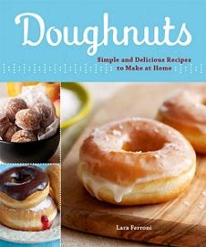 Book cover: Doughnuts by Lara Ferroni