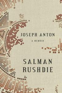 Book cover: Joseph Anton by Salman Rushdie