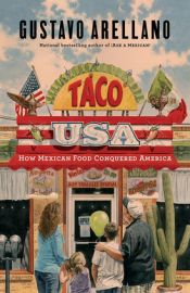 Book cover: Taco USA by Gustavo Arellano