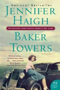 Book cover: Baker Towers by Jennifer Haigh
