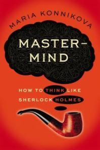 Book cover: Mastermind by Maria Konnikova