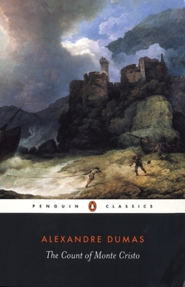 Book cover: The Count of Monte Cristo by Alexandre Dumas