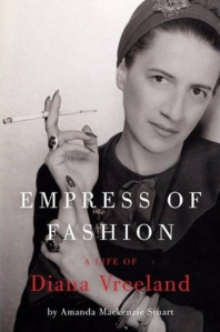 Book cover: Empress of Fashion by Amanda Mackenzie Stuart