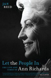 Book cover: Let the People In by Jan Reid
