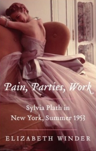 Book cover: Pain, Parties, Work by Elizabeth Winder