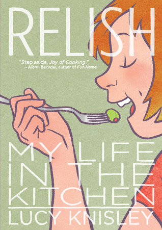 Book cover: Relish by Lucy Knisley