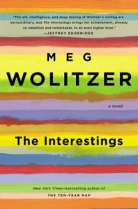 Book cover: The Interestings by Meg Wolitzer