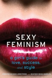 Book cover: Sexy Feminism