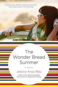 Book cover: The Wonder Bread Summer by Jessica Anya Blau