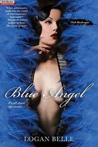Book cover: Blue Angel by Logan Belle