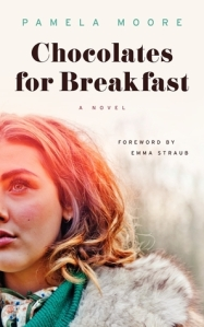 Book cover: Chocolates for Breakfast by Pamela Moore